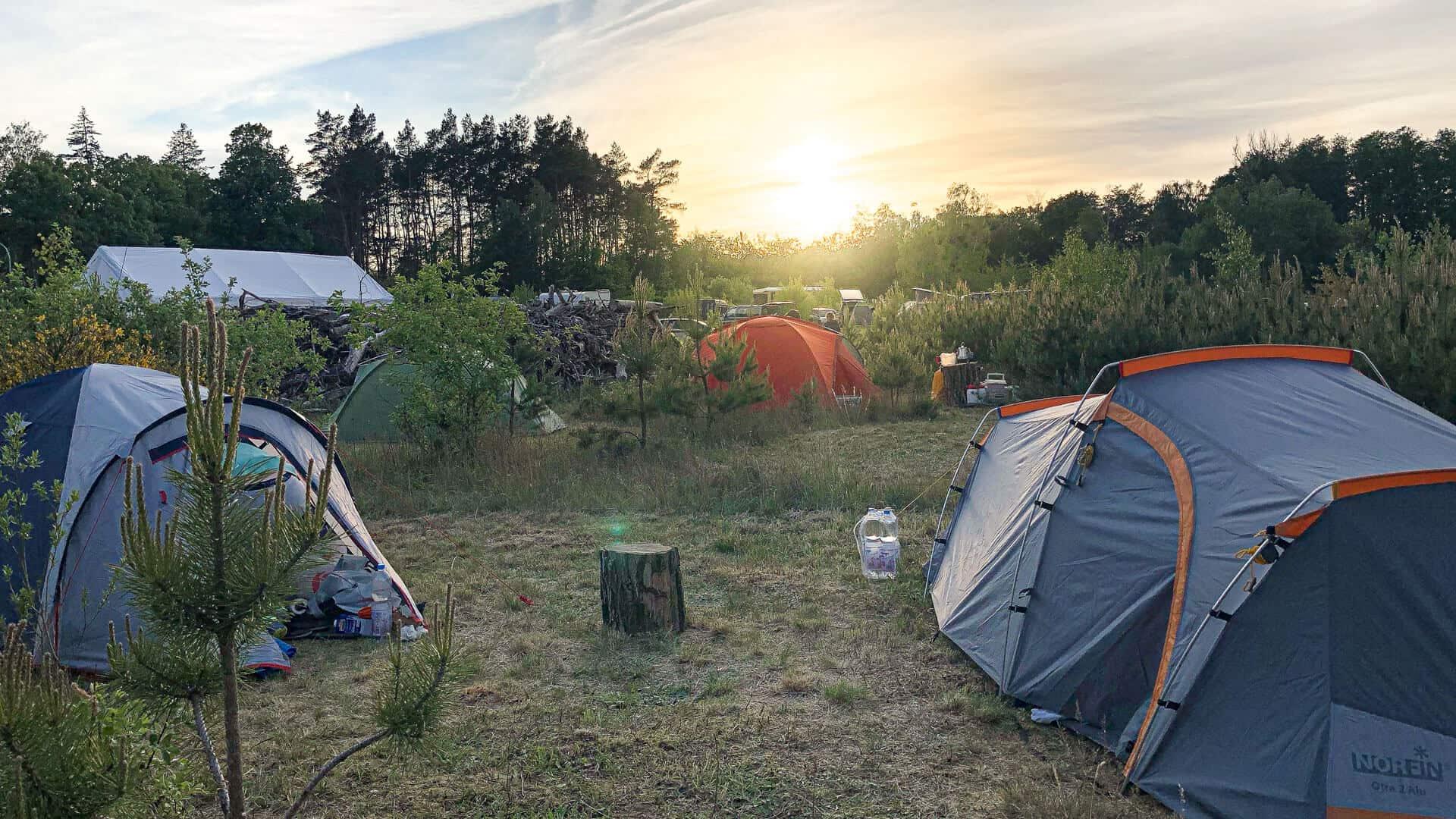 Wilde-Heimat - Naturcamping in Brandenburg